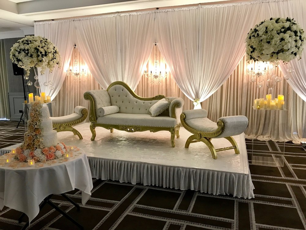 Indian Wedding Decor Surrey